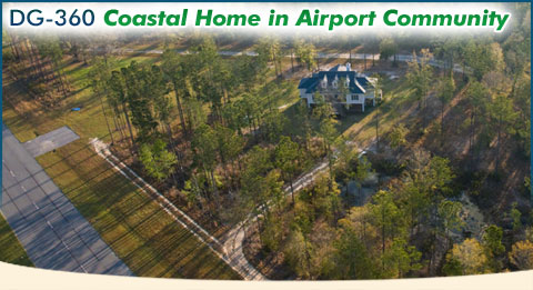 DG-360 Coastal Home in Airport Community