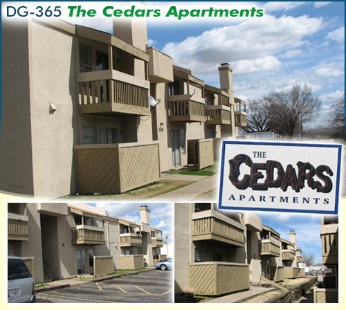 DG-365 The Cedars Apartments