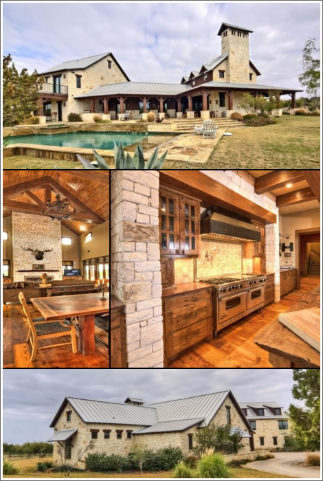 Custom Luxury Home - Granbury, TX