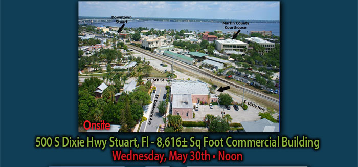 25 FL Commercial & Residential Properties - 11 Absolute!