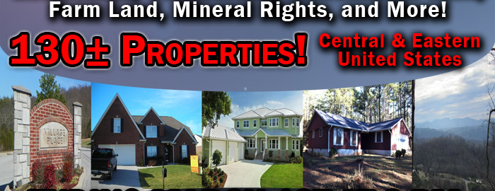 130 + Properties, Central & Eastern USA
