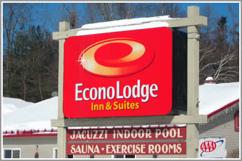 Econo Lodge, Lincoln, NH - Lender Ordered