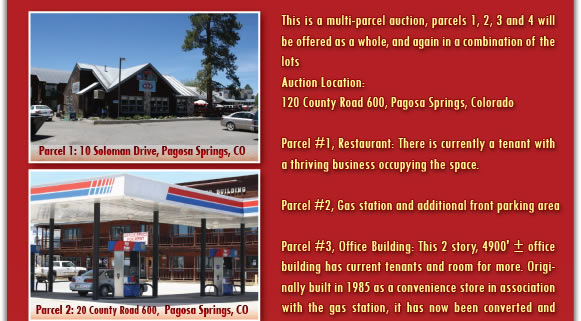 Commercial Multi-Parcel - Pagosa Springs, CO