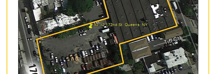 Bankruptcy - Commercial Property - Jamaica, NY