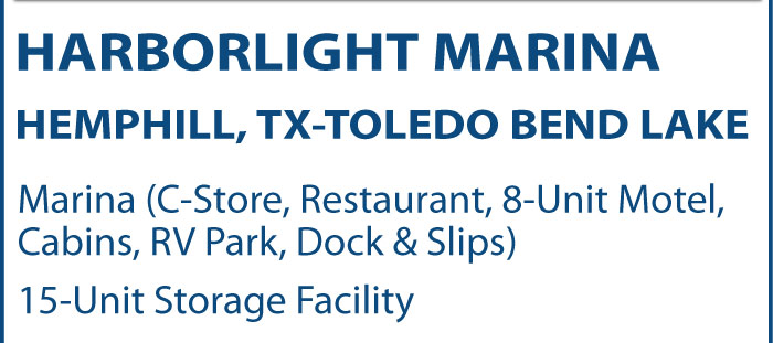 Harborlight Marina-Toledo Bend Lake, TX