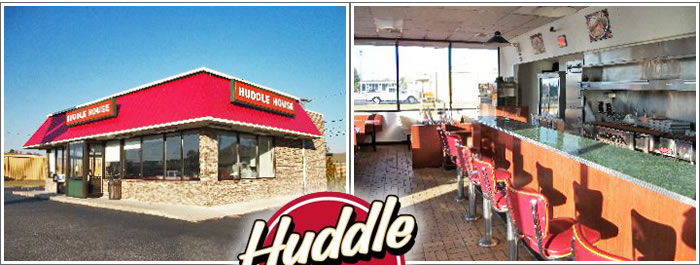 Former Huddle House Restaurant, Laurinburg, NC