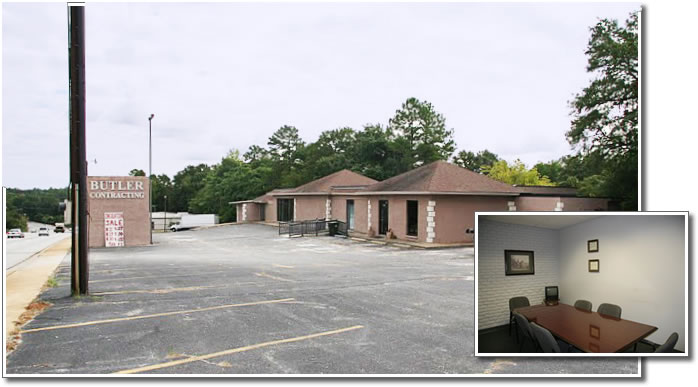 11,500+/- SF Former Office & Headquarters Building in SC