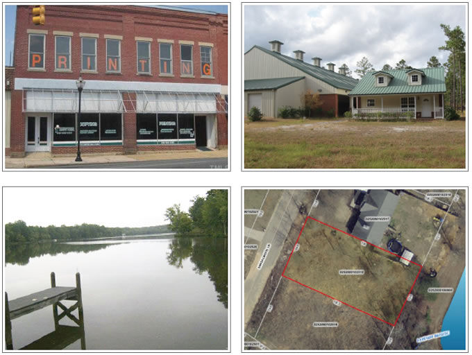 100+ Commercial, Residential, Land - SC | NC | MD | IN