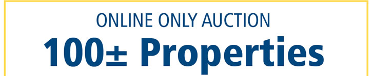 Online Auction: 100+/- Properties in GA, NC & SC
