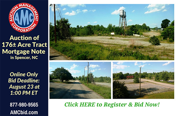 176+/- Acre Tract Mortgage Note