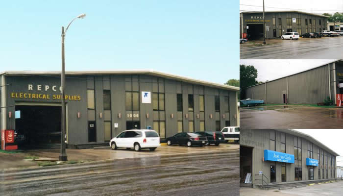Commercial Real Estate Auction - Bay City, Texas