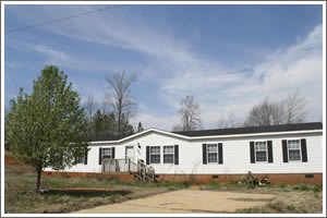 SC - 2 bank owned mobile homes & Quality Brick Ranch