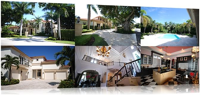 2 Florida Luxury Real Estate Auctions