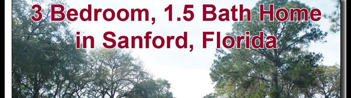 Bankruptcy Auction | Home | Sanford, FL