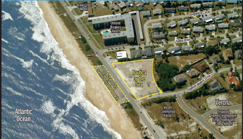 FL Oceanfront 2.89 +/- Acre Mutli-Family Site