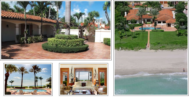 Absolute Auction - 2 Golden Beach Homes (Miami FL)
