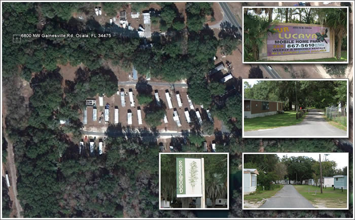 Absolute - 2 Operating FL Mobile Home Parks