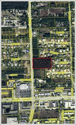 4.62 +/- Acre Mixed Use Dev. Site in Davie, FL