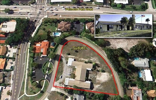 Multi-Family Complex - 16 Units on 1+ Acre, Boca Raton, FL