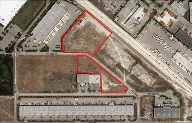 7.9+/- Acres Industrial Development Site - FL