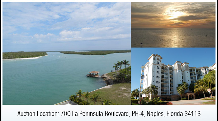 Naples, Fl Waterfront Penthouse - 360 degree views