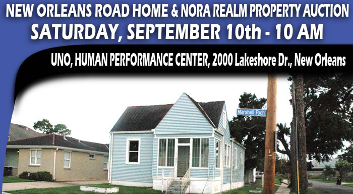 New Orleans Road Home & NORA Realm Properties - 9/10