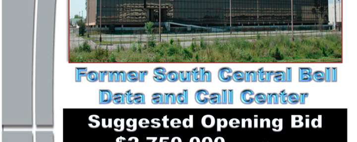 Former South Central Bell Data & Call Center - New Orleans