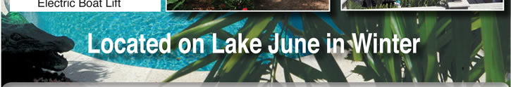 Lux Waterfront Home - Lake Placid FL
