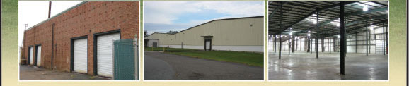Industrial Warehouse Building - Edenton NC