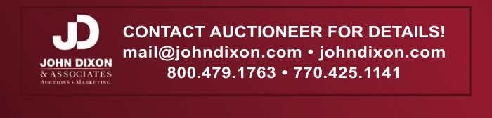 GA Bank-Owned Absolute Real Estate Auction