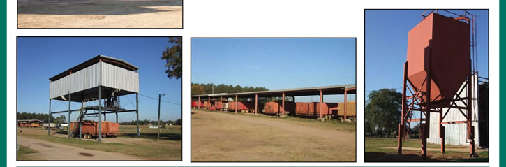 Absolute Fertilizer/Peanut Drying & Grading Facility - GA