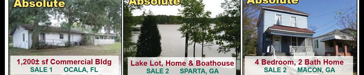 Absolute* - 80 Properties - AL, GA, FL & NC