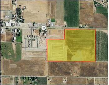 Bank-Owned Land in Orland, CA