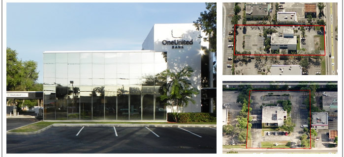 Priced for Quick Sale - Florida Bank Bldg