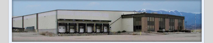 Lender-owned warehouse/distribution facility in CO