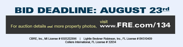Retail | Office | Industrial properties in Florida and Michigan