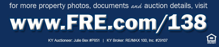 REO assets - land, townhomes, bulk lots, horse farm and more - KY