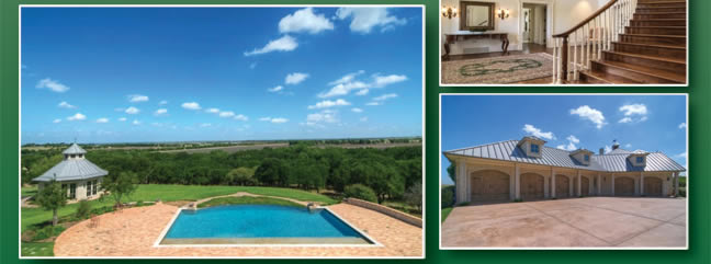 Lux Home on 73 Acres - Celina, TX