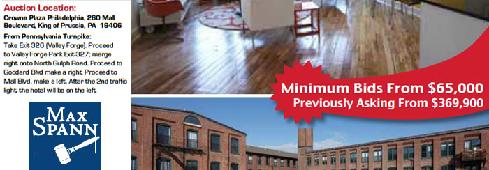 32 One and Two Bedroom Lofts - PA