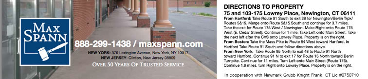 70,934+/- SF Shopping Center with Post Office - CT