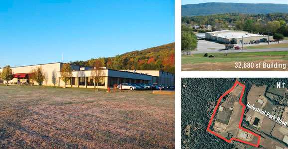 Photos of Industrial Site