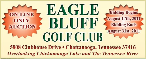 Operating golf course near Chattanooga, TN