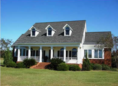 Lee County, GA Leslie, GA Real estate auction land and home