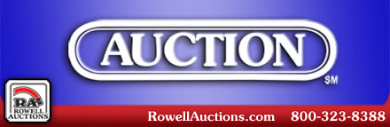 Rowell Auctions