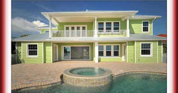 Luxurious Water Front Home on Lemon Bay - FL