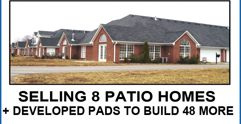 8 Eagle Point Patio Homes - KY - ABSOLUTE