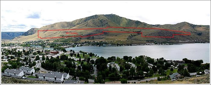 891 +/- Acre Development Site in WA