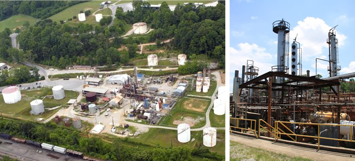 Absolute Auction - Permitted Oil Refinery, Somerset, KY