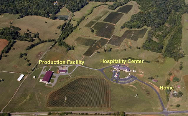 Winery and Vineyard 295+/- Acres Madison, VA
