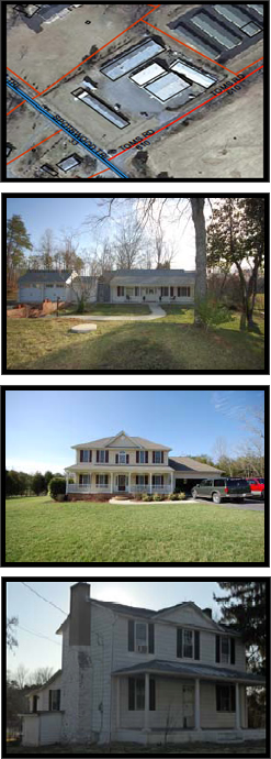VA - Commercial Building, Homes & Building Lots